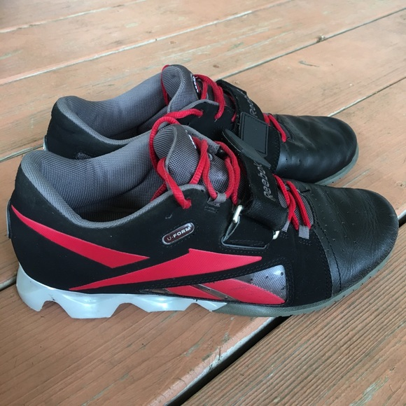 73deaf9e76f6ad Reebok CrossFit Lifter Uform men s size 9. M 5b295ab19fe486cd3fabb844.  Other Shoes you may like. Men s 7 Reebok Black and Red Zigs Running Shoes